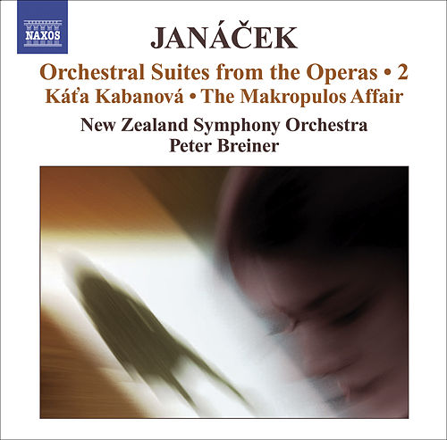 JANACEK, L.: Operatic Orchestral Suites, Vol. 2 (arr. P. Breiner) - Kat'a Kabanova / The Makropulos Affair von Peter Breiner