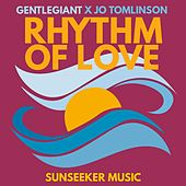 Rhythm Of Love by Gentle Giant