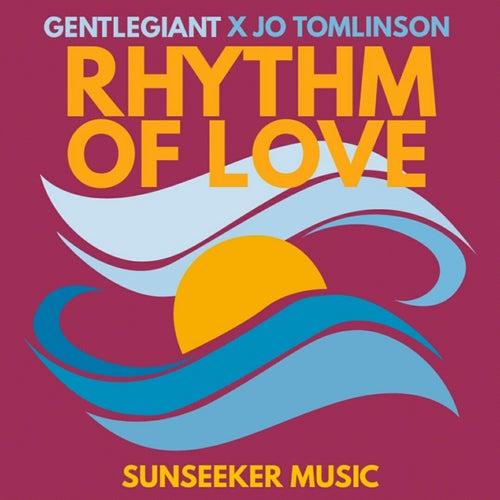 Rhythm Of Love von Gentle Giant