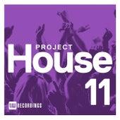 Project House, Vol. 11 - EP de Various Artists
