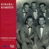 Laulelmia ja romansseja (Äänityksiä 1954 - 1971) by Kimarakvartetti