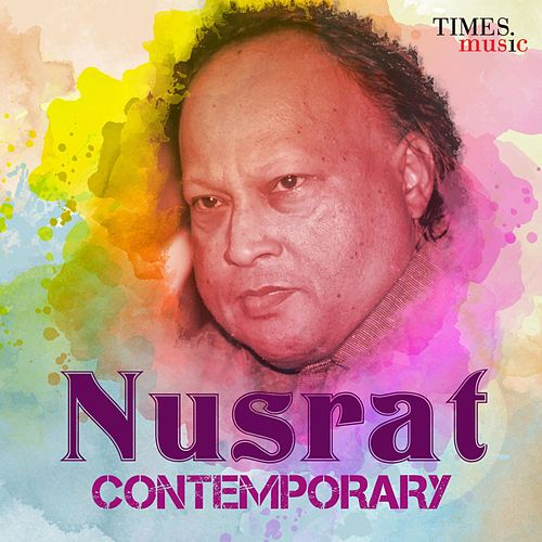 Nusrat - Contemporary von Nusrat Fateh Ali Khan