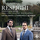 Respighi: Piano Four Hands by Norberto Cordisco Respighi