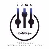 Edmg Presents: Wumedia Freshman Compilation by Various Artists