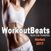 Workoutbeats - Musik Zum Trainieren (Herbst 2017) (The Best Music for Aerobics, Pumpin' Cardio Power, Plyo, Exercise, Steps, Barré, Curves, Sculpting, Abs, Butt, Lean, Twerk, Slim Down Fitness Workout) de EDM Workout DJ Team