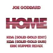 Home Remixes von Joe Goddard