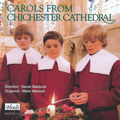 Carols from Chichester Cathedral von Various Artists