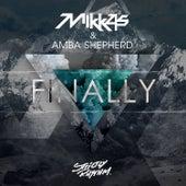 Finally (Radio Edit) von Amba Shepherd