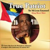 True Patriot by King Short Shirt