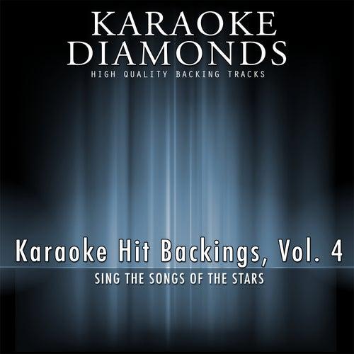 Karaoke Hit Backings, Vol. 4 by Karaoke - Diamonds