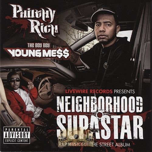 Neighborhood Supastar, Pt. 3 by Messy Marv