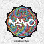 Nano Sonic Sound System, Vol. 5 - EP by Various Artists