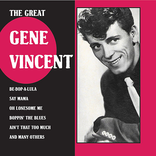 The Great Gene Vincent by Gene Vincent
