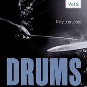 Drums, Vol. 8 de Philly Joe Jones