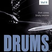 Drums, Vol. 9 by Shelly Manne