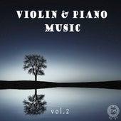 Violin & Piano Music, Vol. 2 by Max Shorenkov, Yegor Yegorov, Julian Aleev