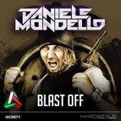 Blast Off by Daniele Mondello