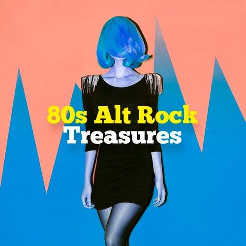 80s Alt Rock Treasures by Various Artists