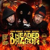 Dlk Will Kill You Presents: 3 Headed Dragon von Various Artists