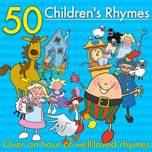 50 Children's Rhymes by Kidzone