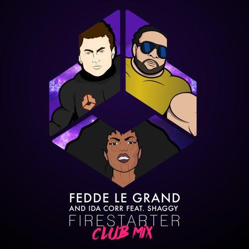 Firestarter (Club Mix) di Fedde Le Grand and Ida Corr