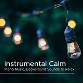 Instrumental Calm - Piano Music, Background Sounds to Relax de Best Relaxing SPA Music