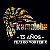 13 Años Teatro Vorterix by Kameleba