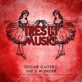 She´s Wonder de Oscar Gaitero