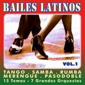 Bailes Latinos-Vol. 1 de Various Artists