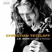 Bach: Violin Sonatas & Partitas von Christian Tetzlaff
