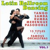 Latin Ballroom Dancing Vol. 1 de Various Artists