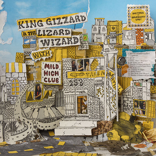 Sketches Of Brunswick East by King Gizzard & The Lizard Wizard