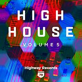 High House Vol. 5 - EP by Various Artists