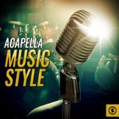 Acapella Music Style de Various Artists