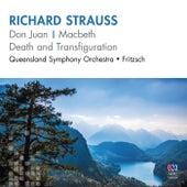 Richard Strauss: Don Juan – Macbeth – Death And Transfiguration by Johannes Fritsch