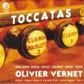 Toccatas von Olivier Vernet