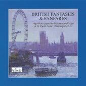 British Fantasies & Fanfares (Nigel Potts Plays the Schoenstein Organ of St. Paul's Parish, Washington, D.C.) by Nigel Potts