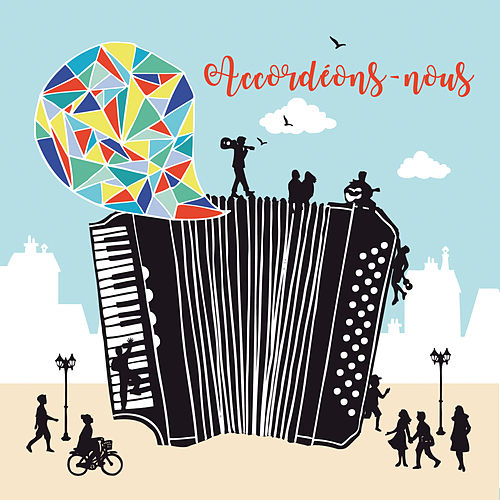 Accordéons-nous by Various Artists