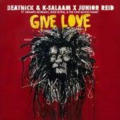 Give Love von Junior Reid