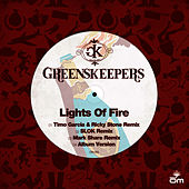 Lights Of Fire EP von Greenskeepers