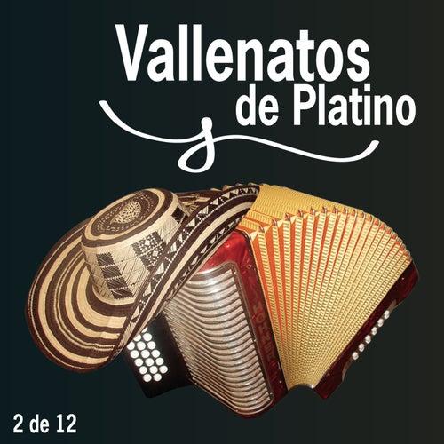 Vallenatos De Platino Vol. 2 by Various Artists