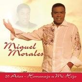 Miguel Morales 20 Años - Homenaje a Mi Hijo von Various Artists