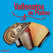 Vallenatos De Platino Vol. 4 von Various Artists