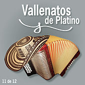 Vallenatos De Platino Vol. 11 von Various Artists