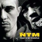 That's My People de Suprême NTM