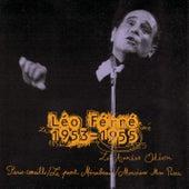 Les Annees Odeon 1953-1955 de Leo Ferre
