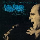 Les Années Odéon 1955-1958 de Leo Ferre