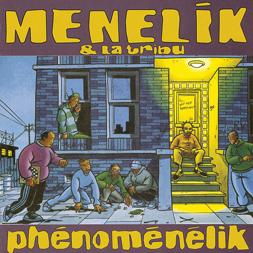 Phenomenelik by Ménélik