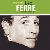 Les indispensables de Leo Ferre