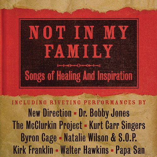 Not In My Family: Songs Of Healing And Inspiration by Various Artists